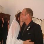 menyasszony, vőlegény, de szép mind a kettő